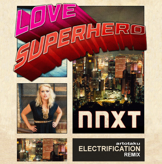 Love Superhero